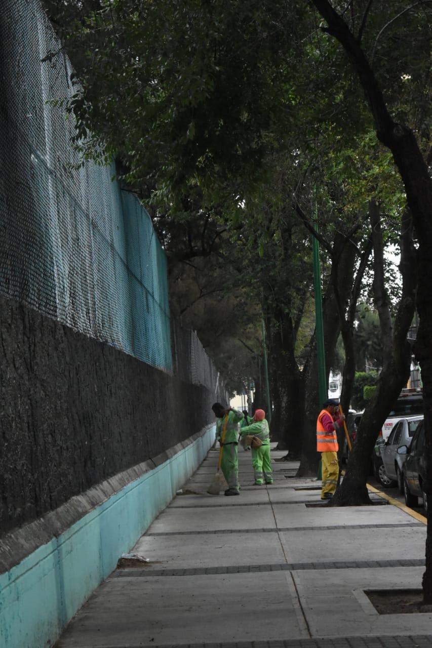 Gustavo A Madero Y Gobierno De La Ciudad De México Instalan