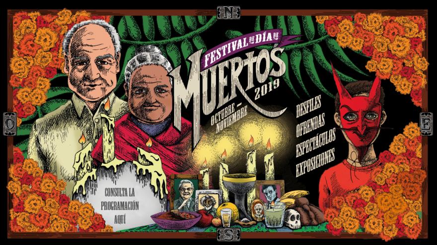 Festival de Día de Muertos 2019